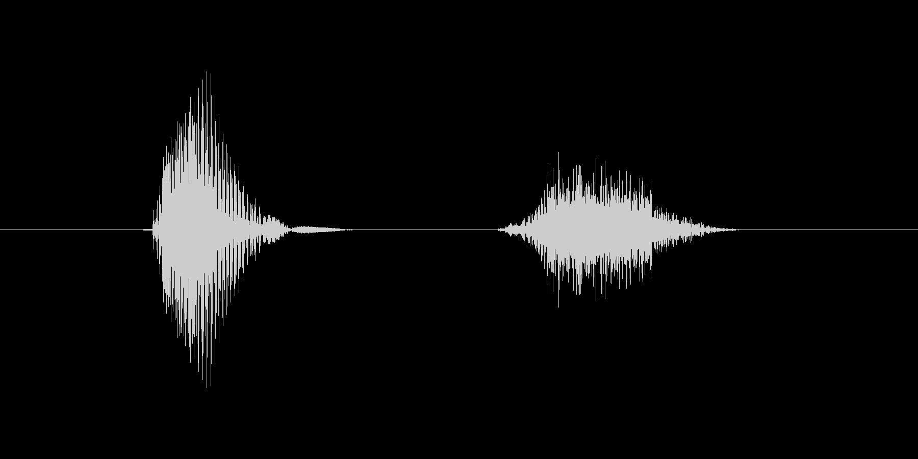 h,H.H(エッチ)の未再生の波形