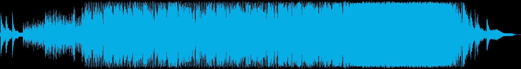FLIP!の再生済みの波形