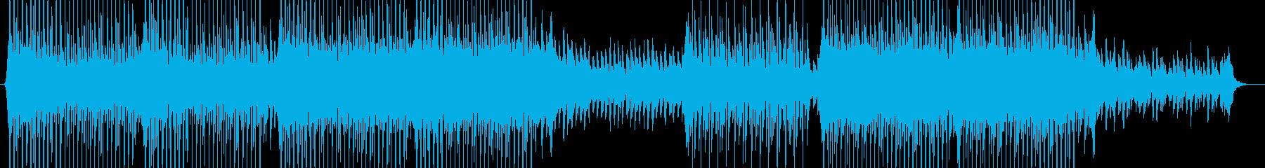 明るい、企業VP、ギター【メロ抜き】の再生済みの波形