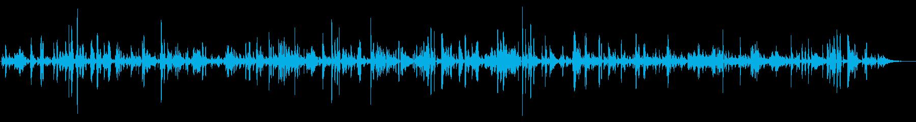 JAZZ★お洒落な店で流れるムードBGMの再生済みの波形