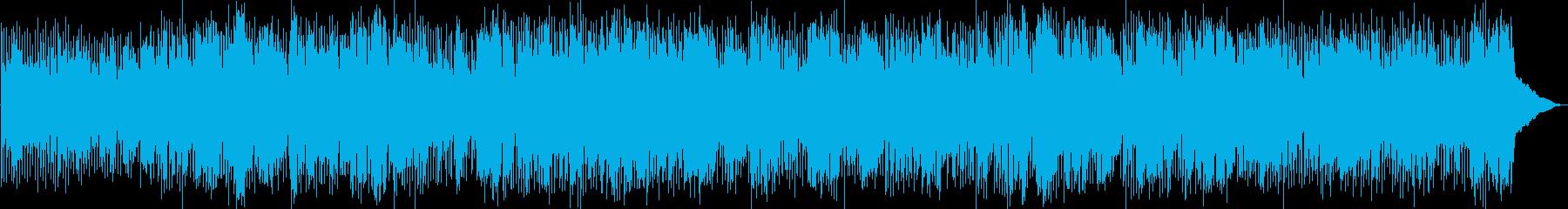 コロナ渦の時代を振り返る時、独り言R&Bの再生済みの波形