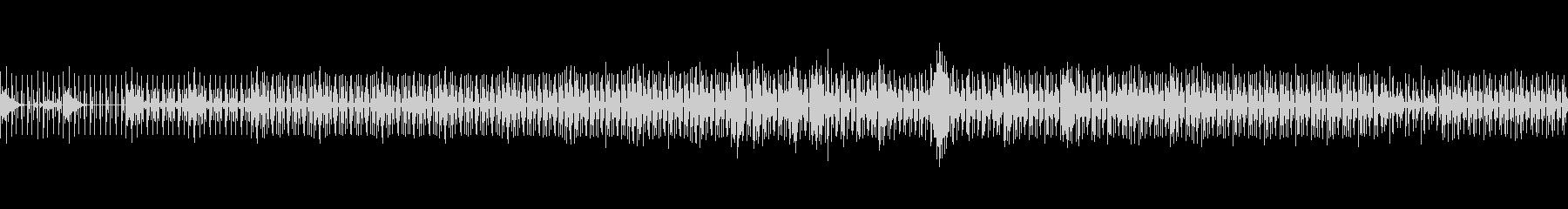 dub調の曲の未再生の波形
