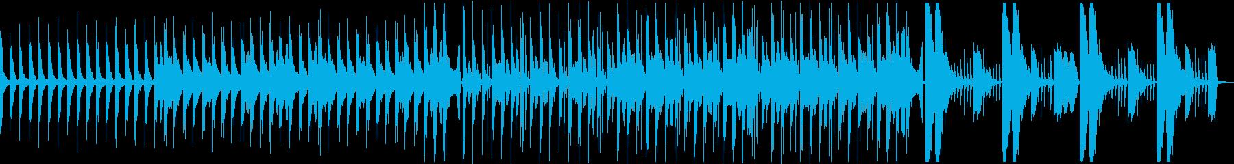 魔王・ラスボス・最終決戦・登場シーンの再生済みの波形