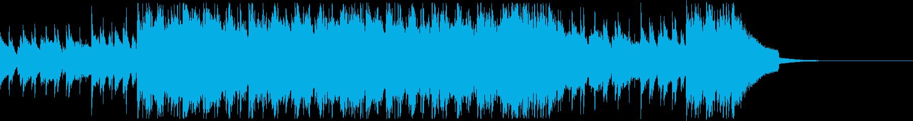 CM・陽気な沖縄の朝の再生済みの波形