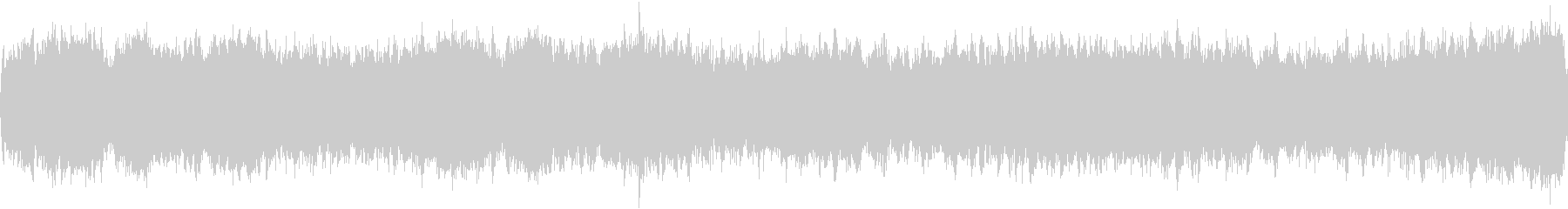 ロックオーケストラ 戦いpart1ループの未再生の波形