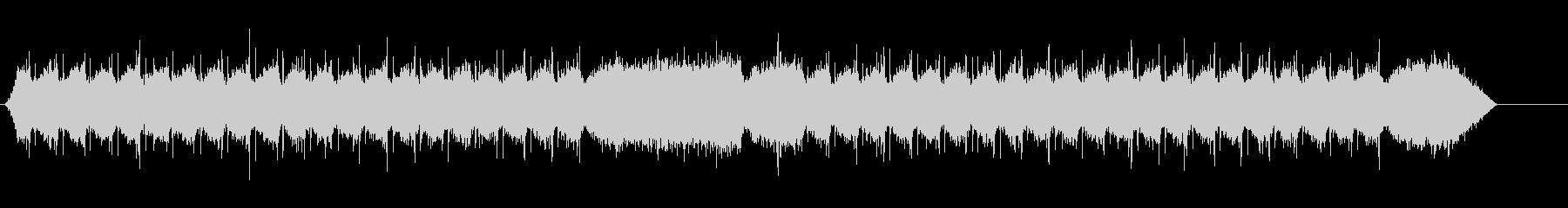 ボックスファクトリーの未再生の波形