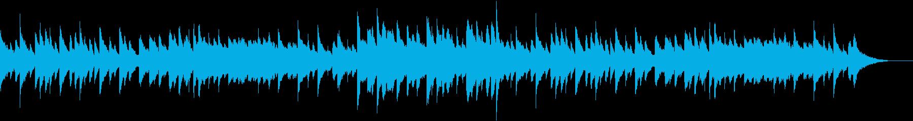 琴や尺八を使った、和風のテイストの楽曲…の再生済みの波形