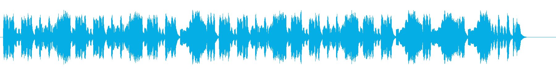 格調高い室内楽風クラシックの再生済みの波形