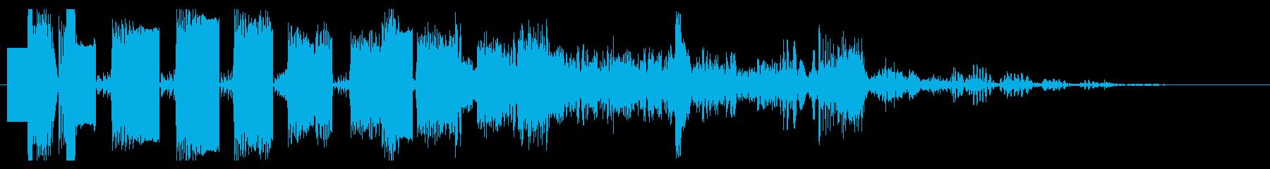 KANT8bit効果音082446の再生済みの波形