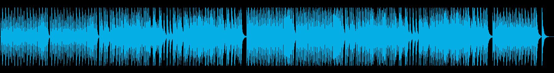 【パーカス抜】楽しいハッピーオーケストラの再生済みの波形