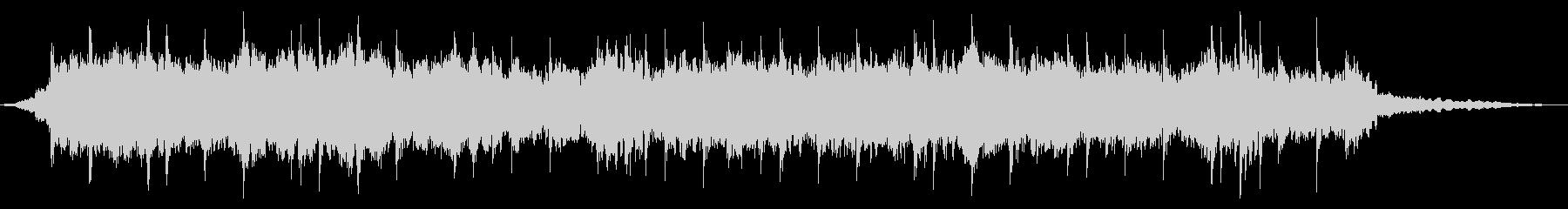 ドリームスケープオペレーターの未再生の波形