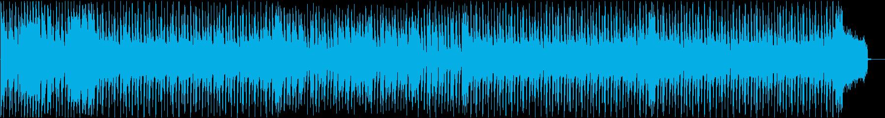 楽しい・ポップ・ハッピーの再生済みの波形