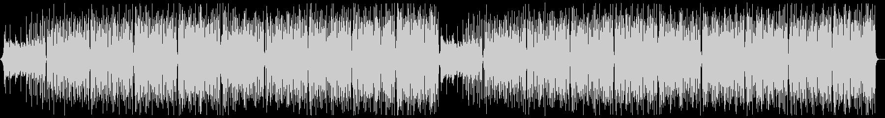 ダークパワーロックオーケストラx2の未再生の波形