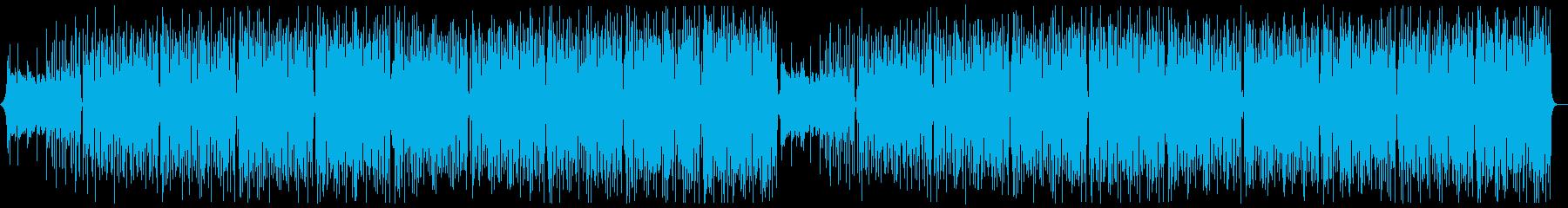 ダークパワーロックオーケストラx2の再生済みの波形
