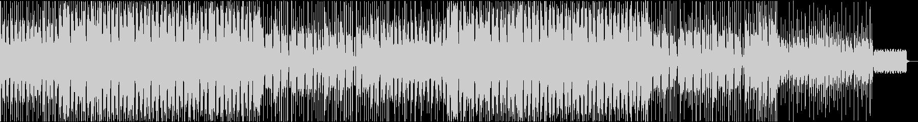 トイピアノとウクレレのほのぼのポップの未再生の波形