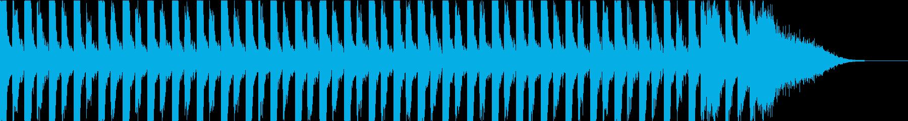 EDM・東京五輪・開幕・オリンピックbの再生済みの波形