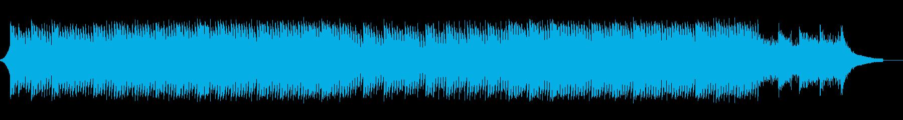 企業VP会社紹介透明感爽やか疾走感A20の再生済みの波形