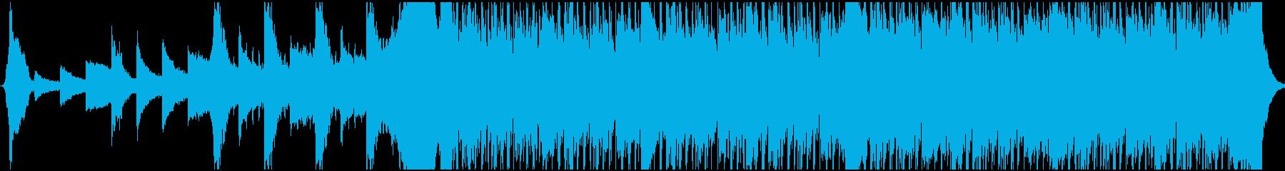 クラシック交響曲 広い 壮大 劇的...の再生済みの波形