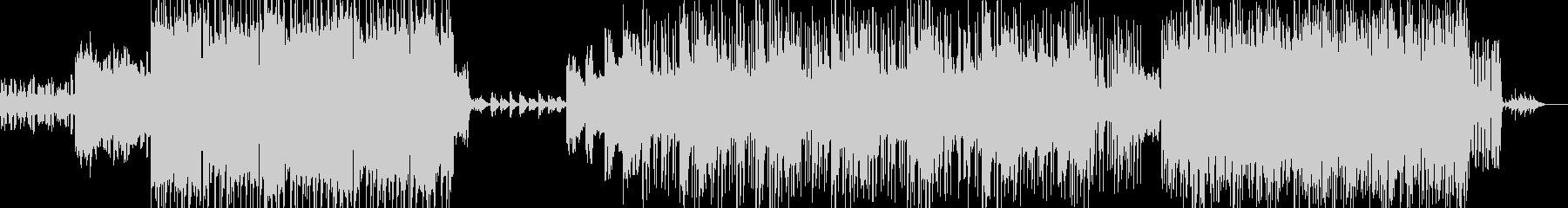 Xmasの夜に聴きたいバラードインストの未再生の波形
