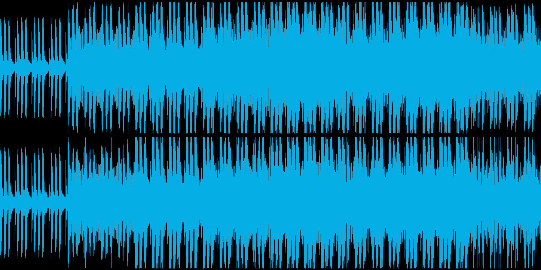 【何かが起こる予感・クラシカル】の再生済みの波形