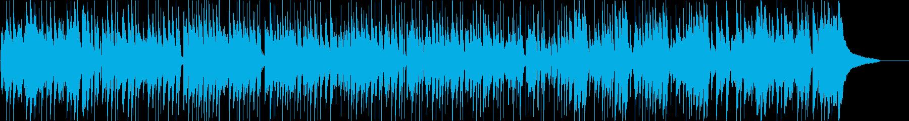 さわやかで使い勝手の良いポジティブピア…の再生済みの波形