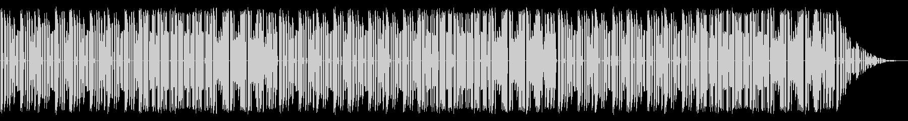 NES 汎用 C05-1(ステージ4) の未再生の波形