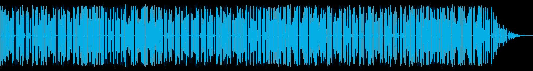 NES 汎用 C05-1(ステージ4) の再生済みの波形