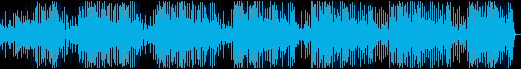 モダンで柔らかなエレクトロニカ、10分の再生済みの波形