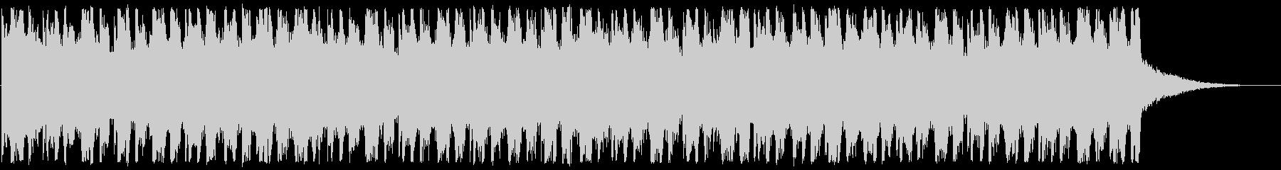 疾走感/情緒的/ハウスロック_474_4の未再生の波形