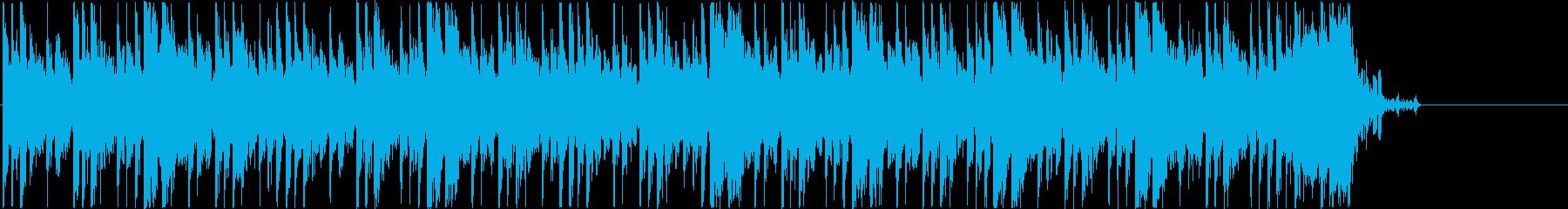 モノクロの地面は冷たいの再生済みの波形