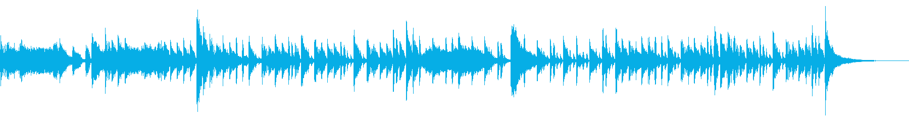 LUNARTIC TECHNO-POPの再生済みの波形