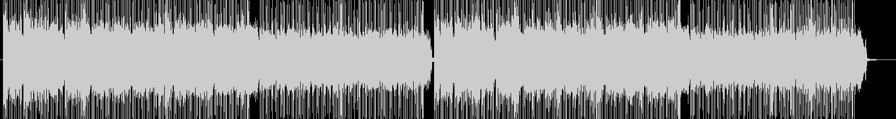 「HR/HM」「ROCK」BGM114の未再生の波形