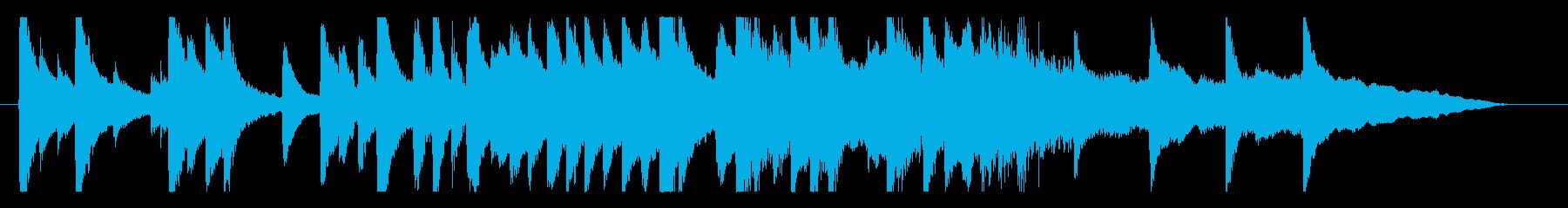 【遠い空1】の再生済みの波形