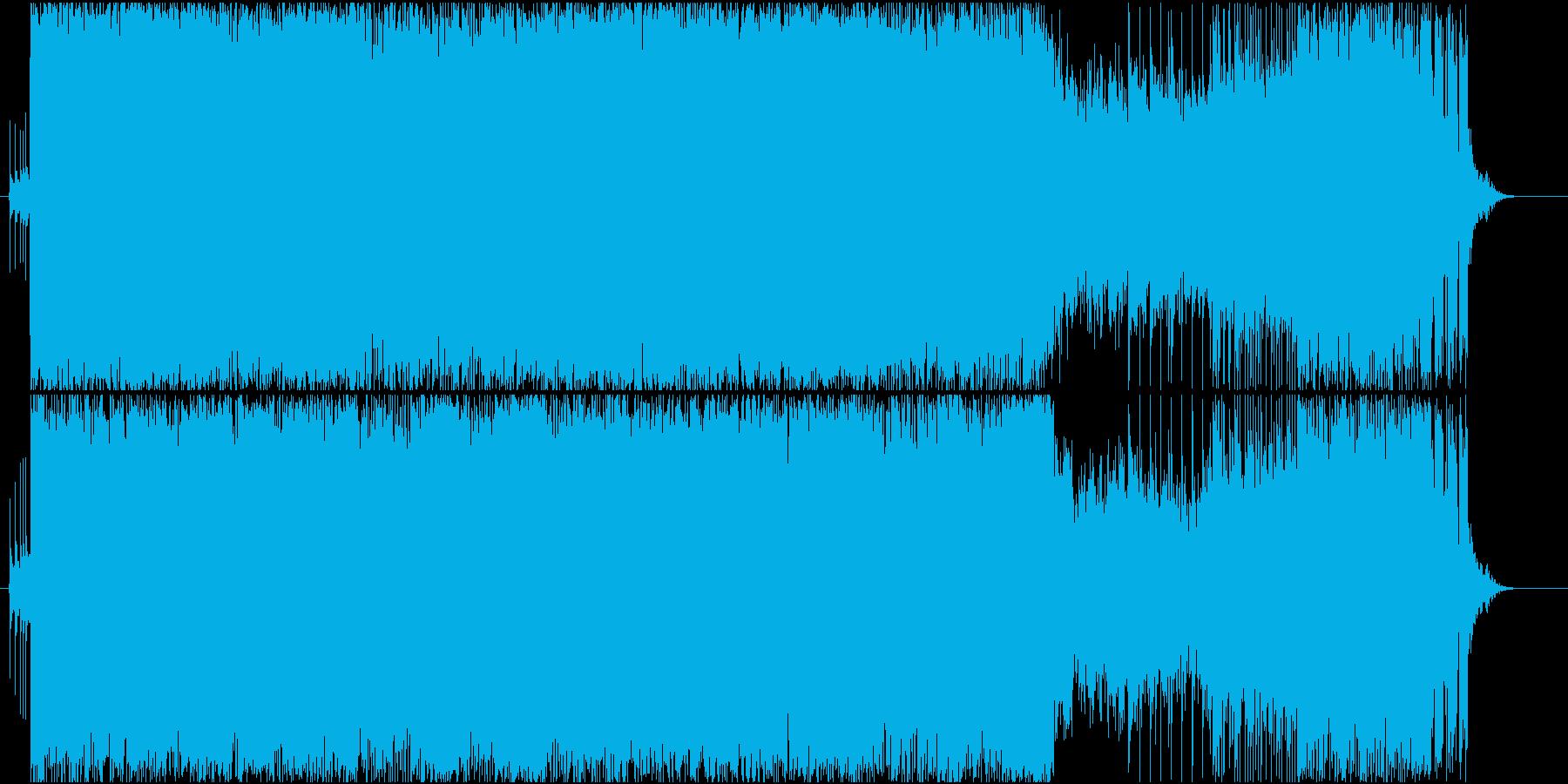 洋楽 疾走系 デスメタル ラスボスの再生済みの波形