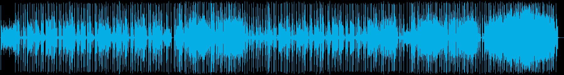 R&B レトロ あたたかい 幸せ ...の再生済みの波形