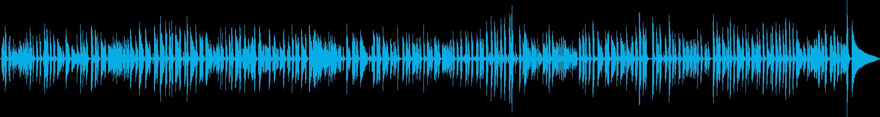 サラサラ ジャズ ゆっくり 魅惑 ...の再生済みの波形