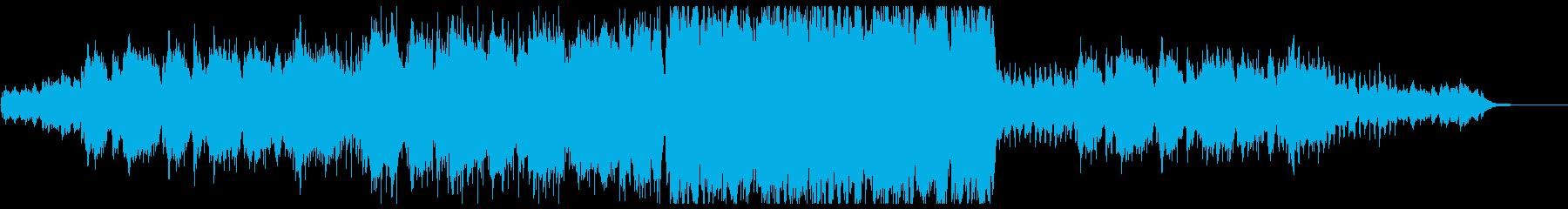 【MIX2】穏やかでノリの良い牧歌的な…の再生済みの波形