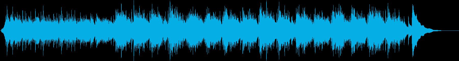 アコギ生演奏 穏やか 優しい リラックスの再生済みの波形