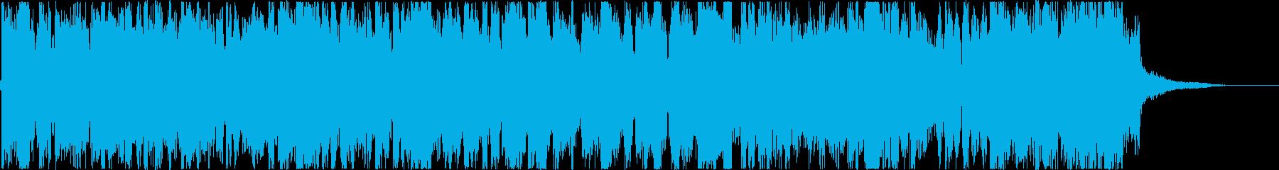 ほのぼのオシャレで前向きなヒップホップの再生済みの波形