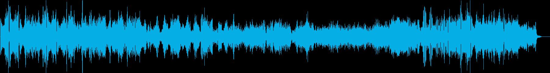 バッハ/シャコンヌ/バイオリン/生演奏の再生済みの波形