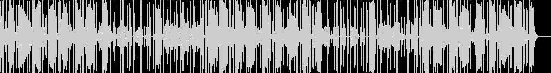 おしゃれなKawaiiHipHopの未再生の波形