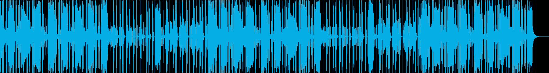 おしゃれなKawaiiHipHopの再生済みの波形