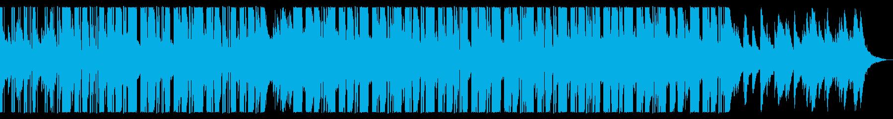 少し切ない冬の始まりピアノチルホップの再生済みの波形