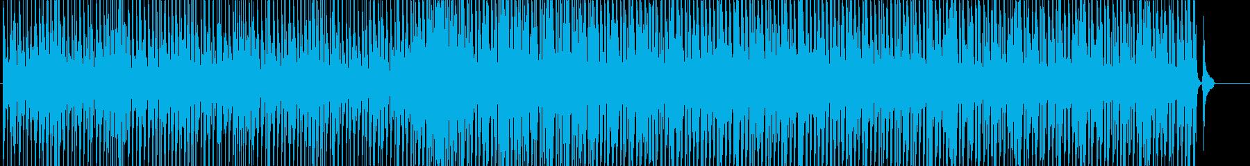 CM等-かわいい♪明るく行進するポップ曲の再生済みの波形