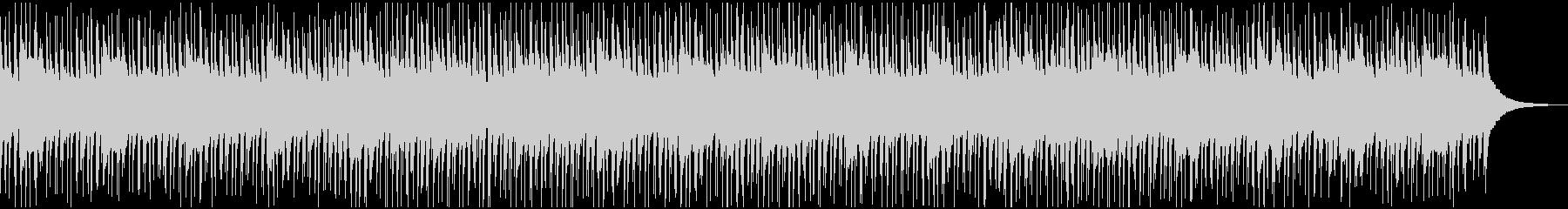 ほのぼの優しいウクレレBGMの未再生の波形