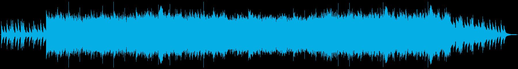 04 BEAUTIFUL PIANOの再生済みの波形