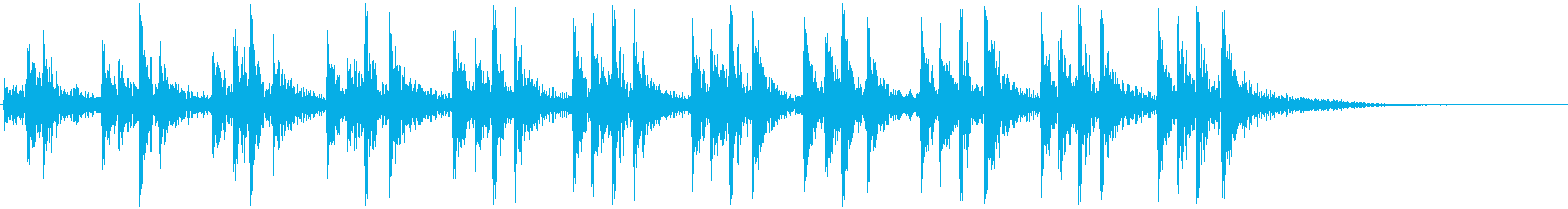 LOW TOMS:クランキーホース...の再生済みの波形
