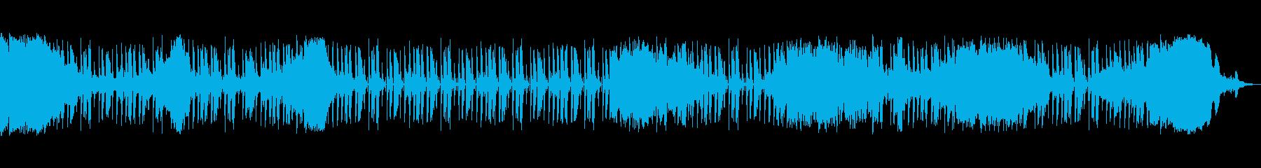 フープスコア2の再生済みの波形