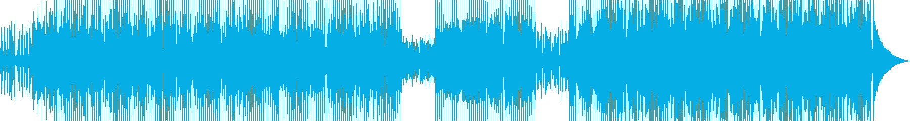 Techno B ★ with the image of a koto / Japanese cafe's reproduced waveform