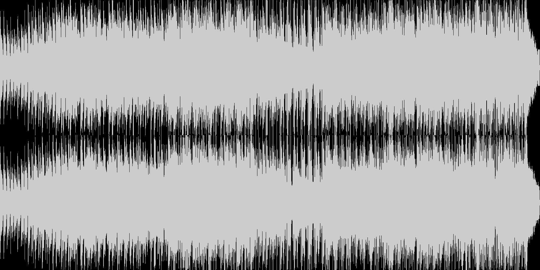 愛の挨拶/ハワイアンアレンジの未再生の波形
